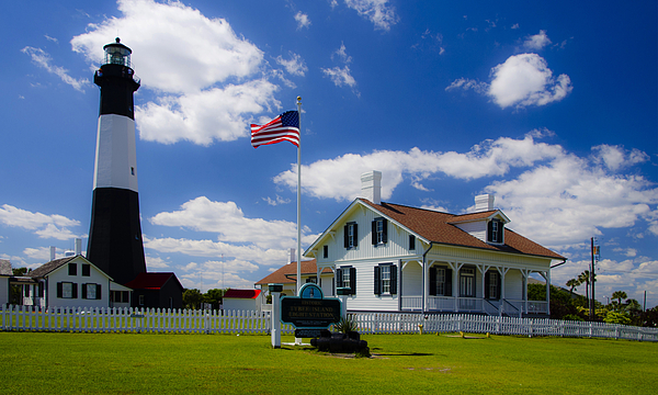 Dick Hudson - Tybee Light Station