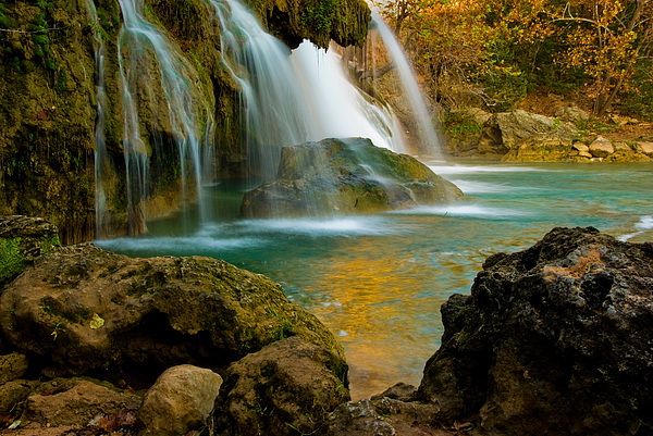 Iris Greenwell - Unite Perspective of Turner Falls
