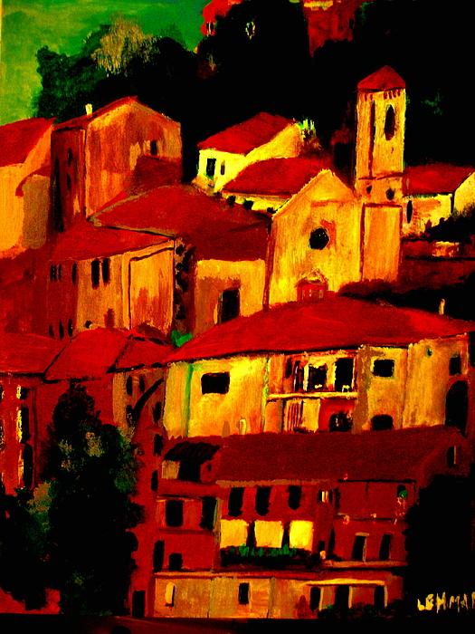 Allen n Lehman - Uphill Italian Style