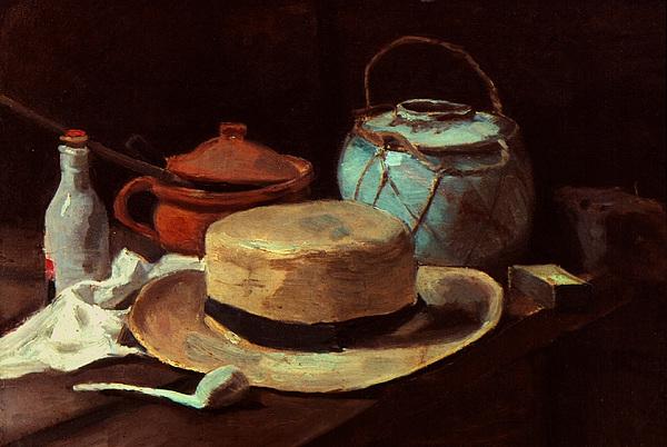 Van Gogh: Still Life, 1885 Print by Granger