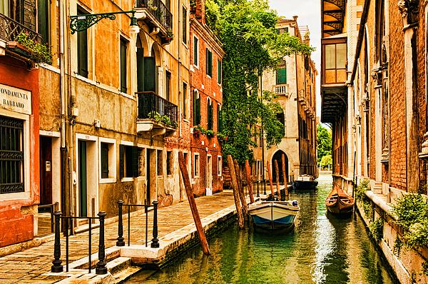 Mick Burkey - Venice Alley