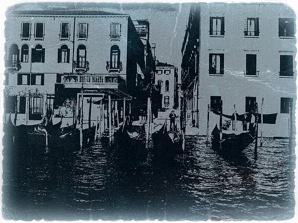 Venice Print by Naxart Studio