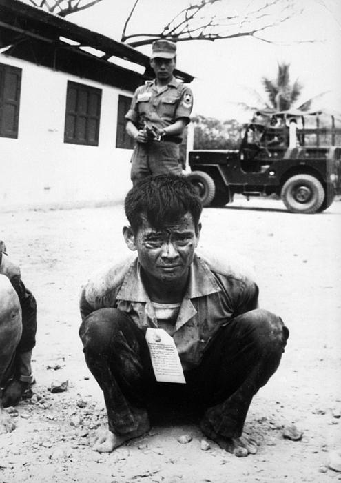 Vietnam War, Viet Cong, Heavily Print by Everett