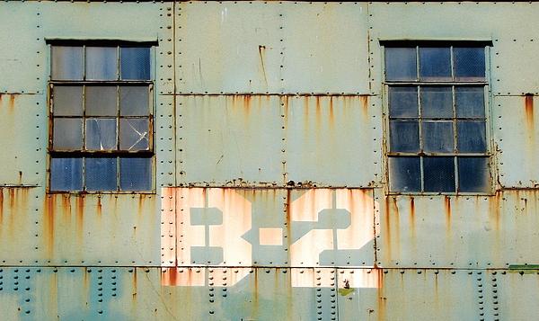 View B-2 Print by Ben Freeman
