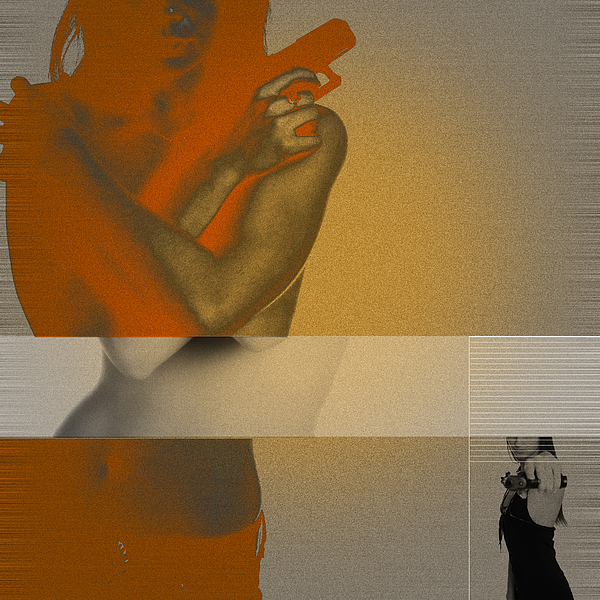 Vindication Print by Naxart Studio