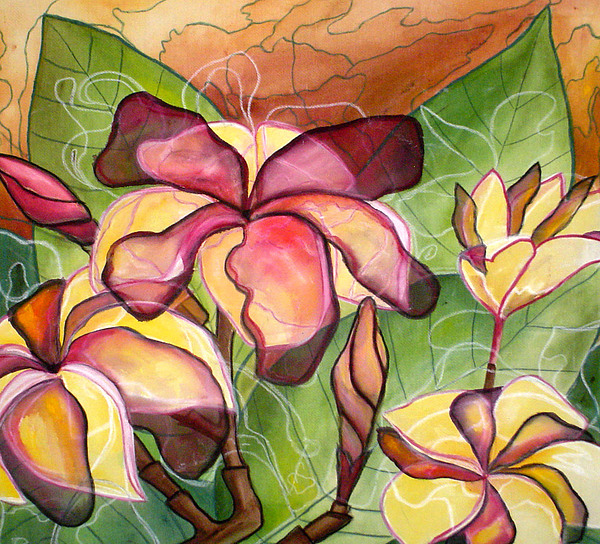 Vivian Print by Kimberly Kirk