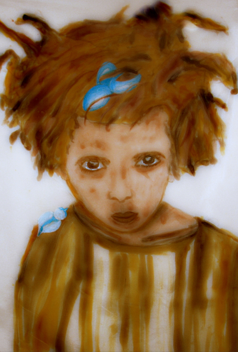 Wanna Be Back Home Print by Rosemen Elsayad