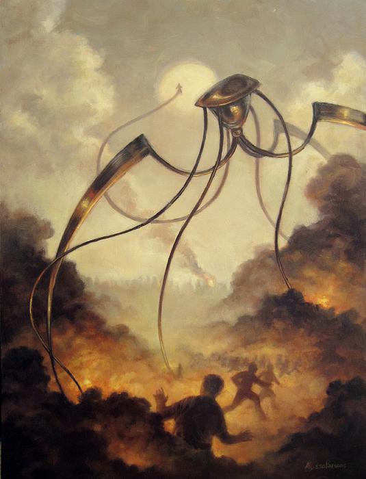 Alyssa Parsons - War of the Worlds