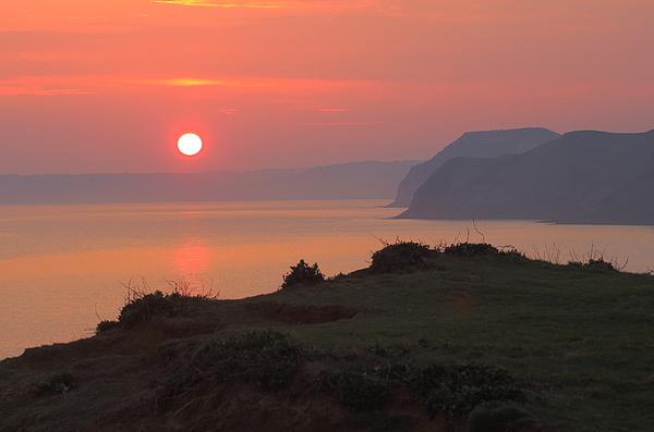 Rumyana Whitcher - Warm Sunset