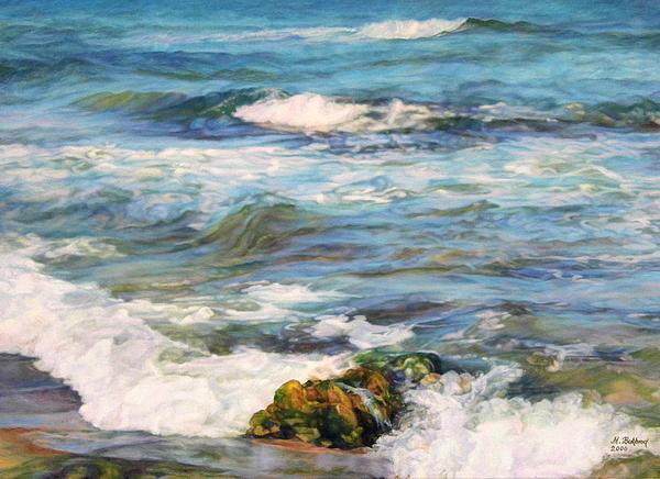 Maya Bukhina - Waving sea...