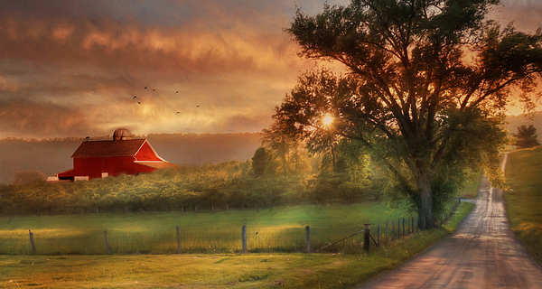 Lori Deiter - West Virginia Sunset