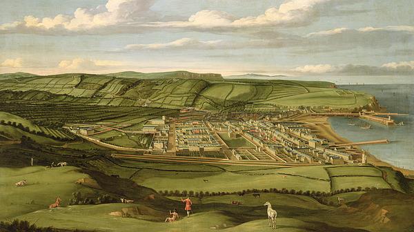 Whitehaven - Cumbria Print by Matthias Read