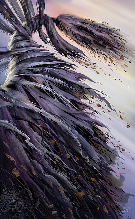 Winds Of Change Print by Philip Straub