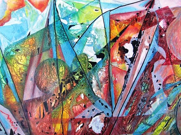 Windswept Print by David Raderstorf
