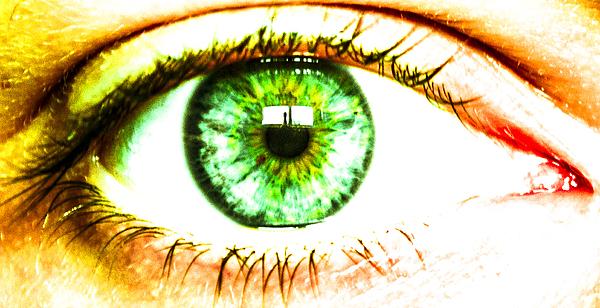 Marko Atanasovski - X-ray perception - Eye
