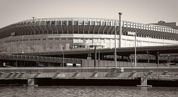 Yankee Stadium    1923  -  2008 Print by Daniel Hagerman