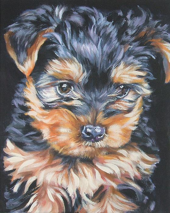 Lee Ann Shepard - Yorkshire Terrier pup