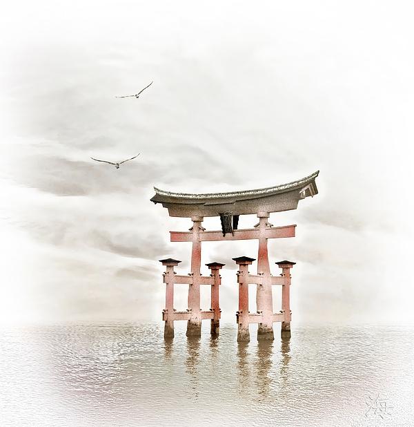 Zen Print by Photodream Art