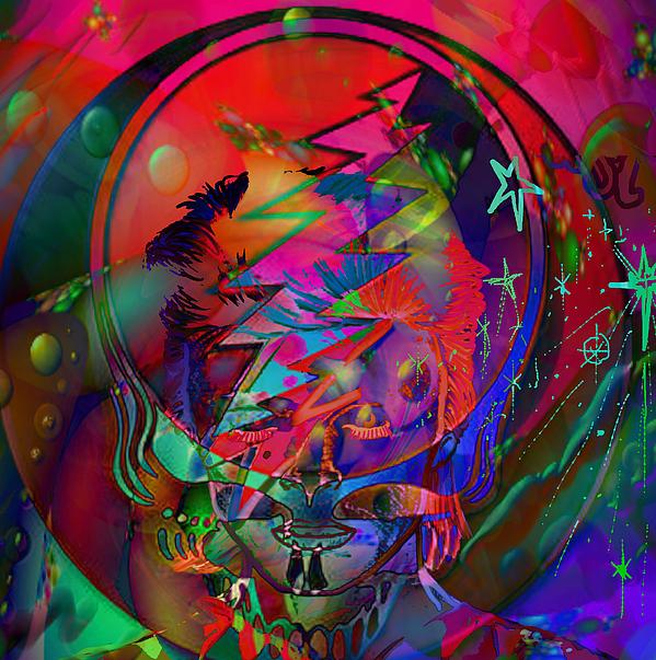 Ziggy Print by Kevin Caudill