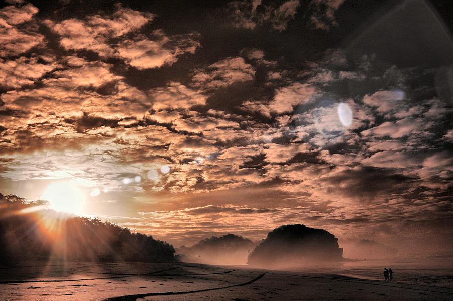 Early Morning Sunrise Photograph