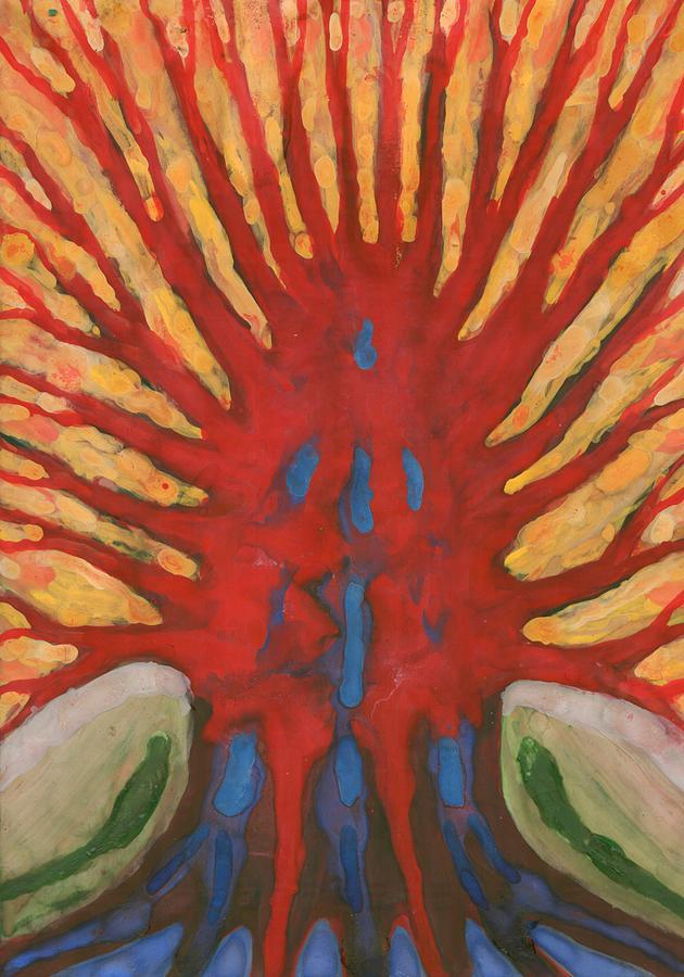 Colour Painting -  Outside by Wojtek Kowalski