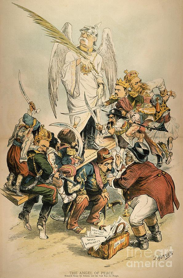 Otto Von Bismarck Painting