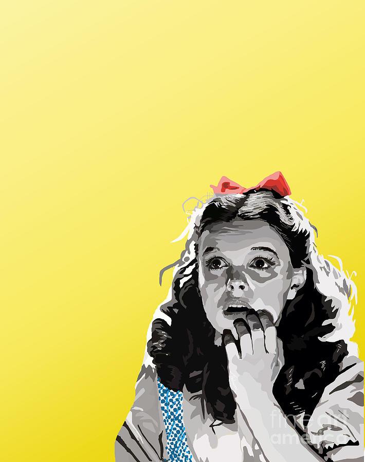 Dorothy Digital Art - 010. Follow by Tam Hazlewood