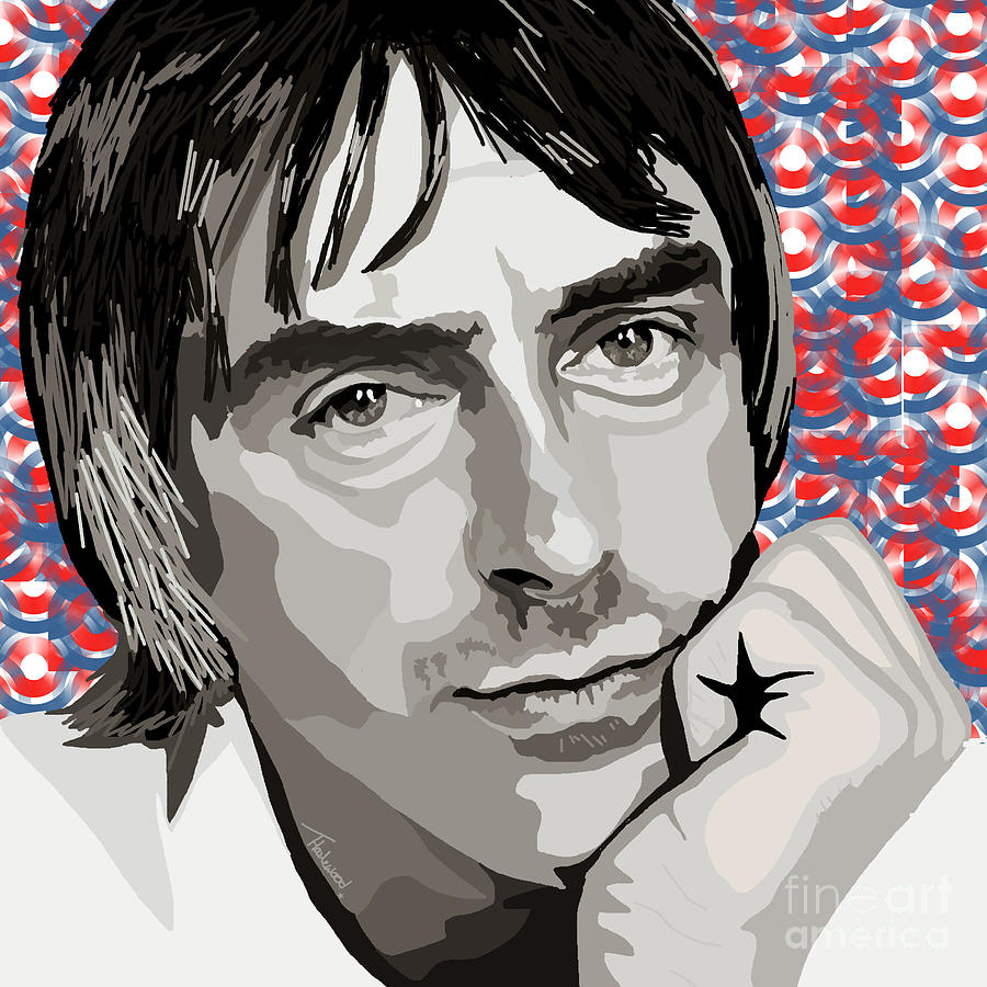 064. The Mod King Painting