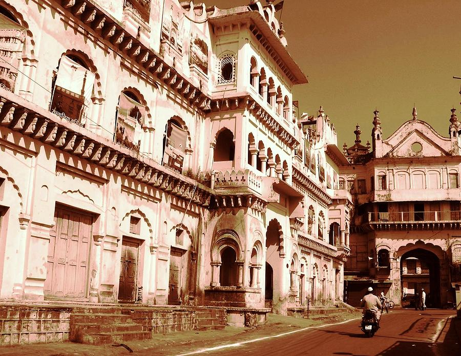Heritage Building Photograph - A  by Mohammed Nasir