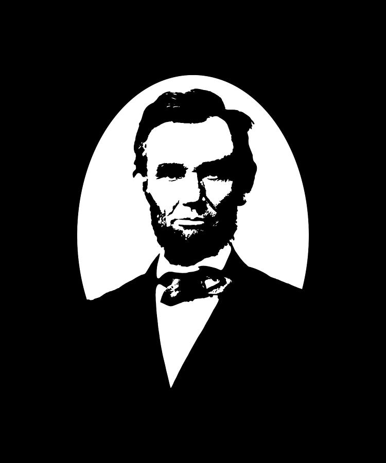 Abraham Lincoln Digital Art - Abraham Lincoln by War Is Hell Store