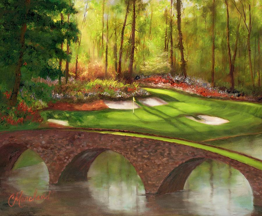 Amen Corner Painting By Catherine Marchand