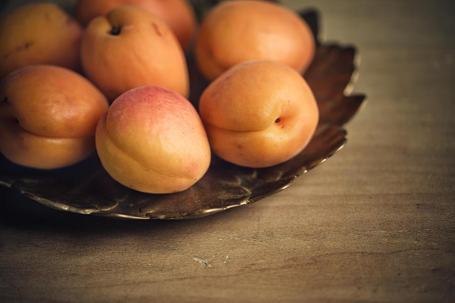 Apricots Photograph