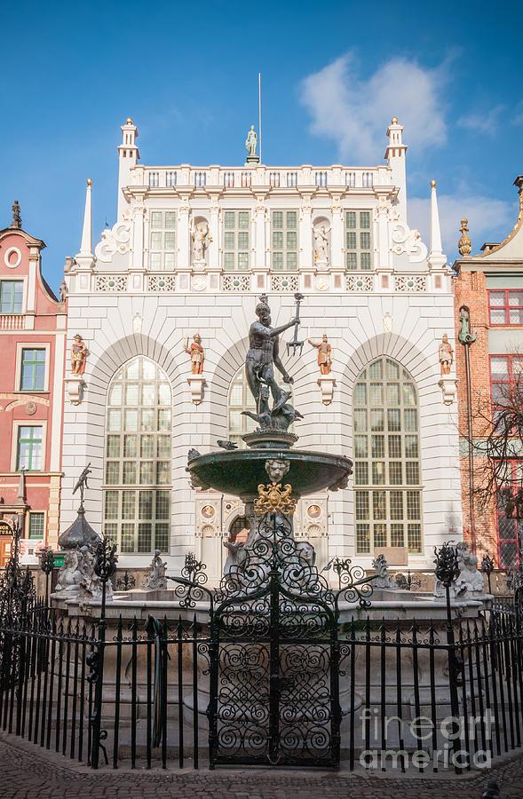 Artus Court, Gdansk Photograph