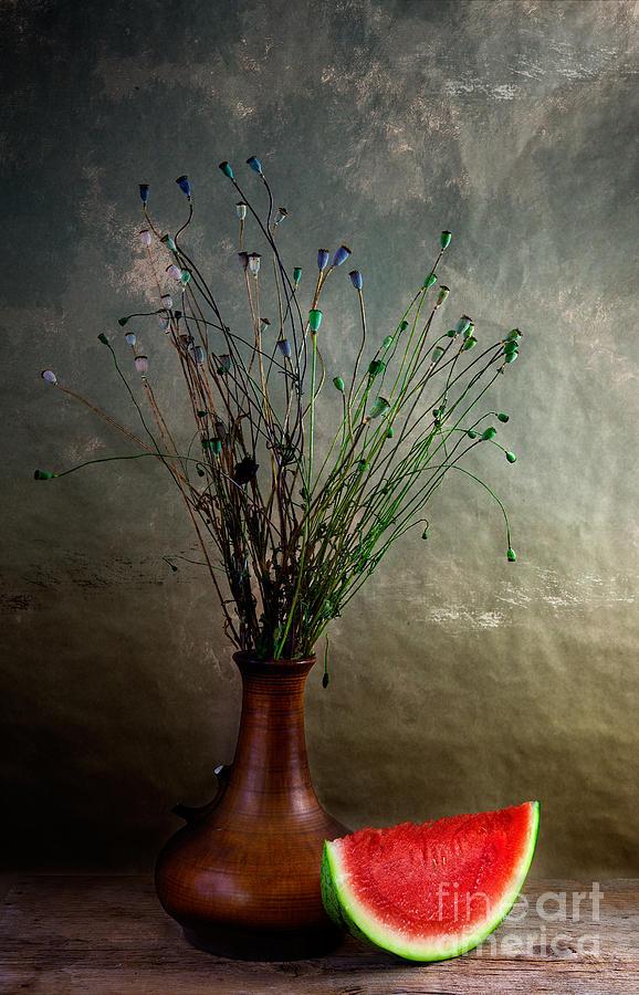 Still-life Photograph - Autumn Still Life by Nailia Schwarz