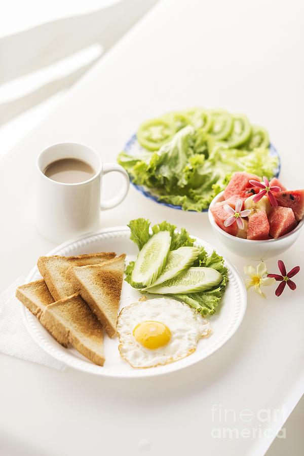 egg fruit fruit salads