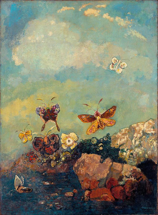Butterflies Painting
