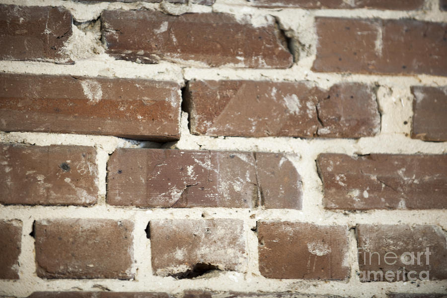 Charleston Brick Photograph