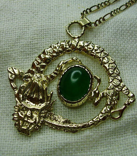 China Years-dragon Jewelry