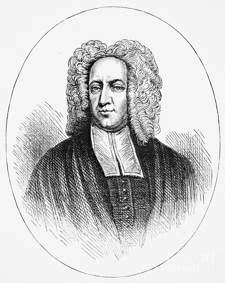 18th Century Photograph - Cotton Mather (1663-1728) by Granger