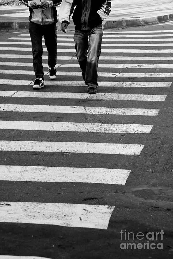 Crossing Photograph