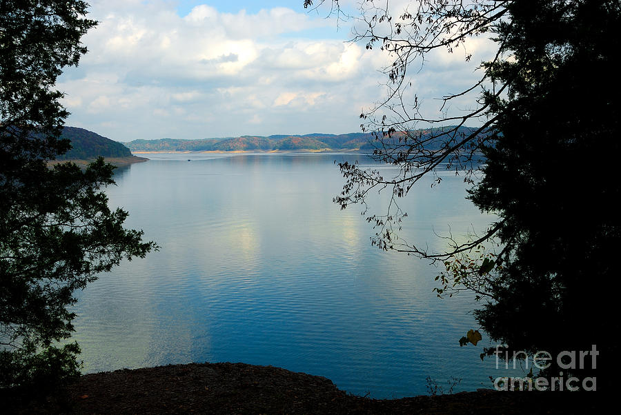 Cumberland Lake Photograph - Cumberland Lake by Anne Kitzman