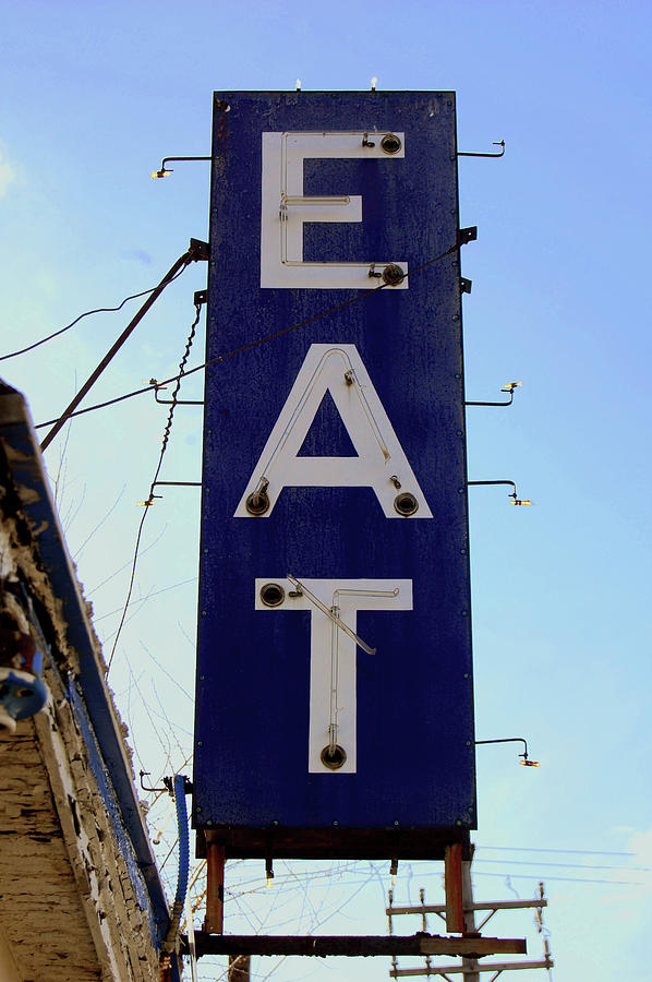 Eat Photograph - Eat  by Jame Hayes