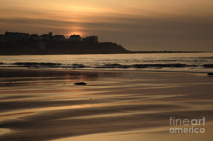 Atlantic Ocean Photograph - Hampton Beach New Hampshire Usa  by Erin Paul Donovan