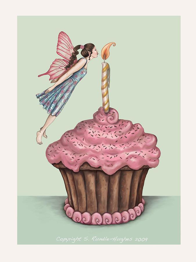 Birthday Cake Surrealism