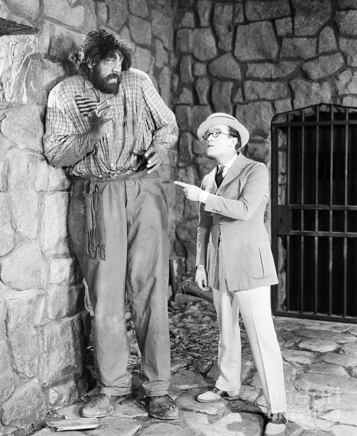 Harold Lloyd (1889-1971) Photograph