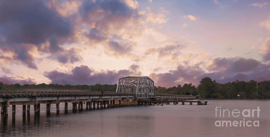 Highway 41 Swing Bridge Photograph