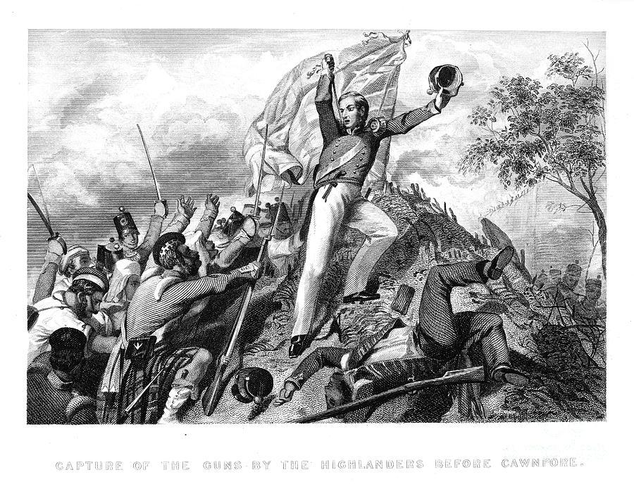 India: Sepoy Rebellion, 1857 Photograph