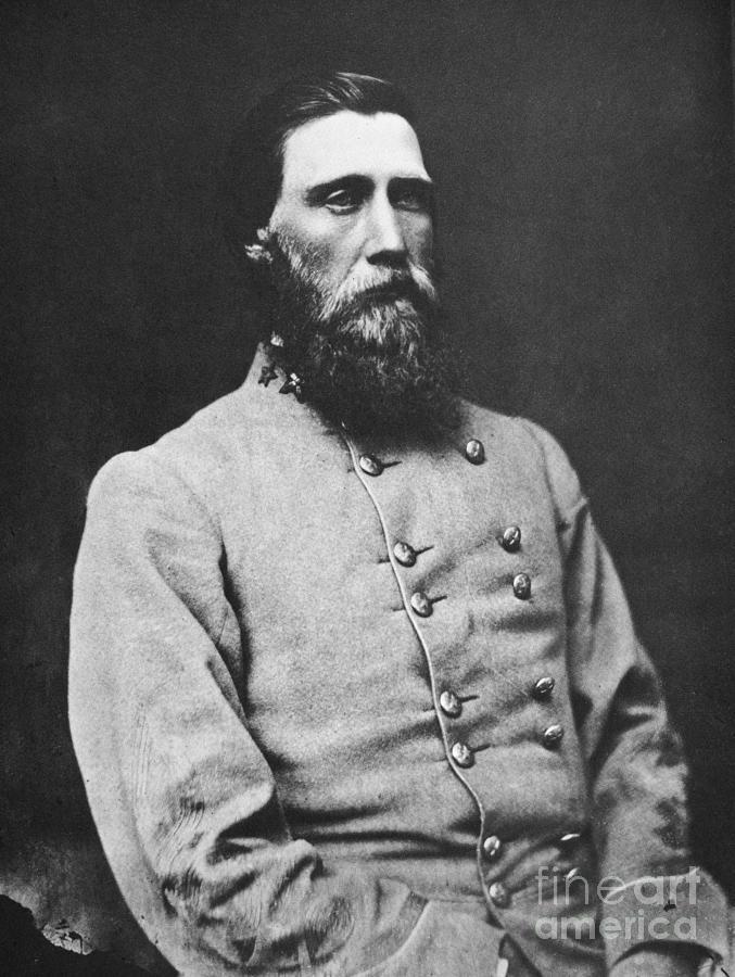 19th Century Photograph - John Bell Hood (1831-1879) by Granger