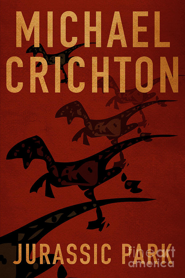 a comparison of book and movie of jurassic park by michael crichton Ranking all 16 michael crichton by michael crichton in his 1990 novel jurassic park while that book is probably the movies do i have to.