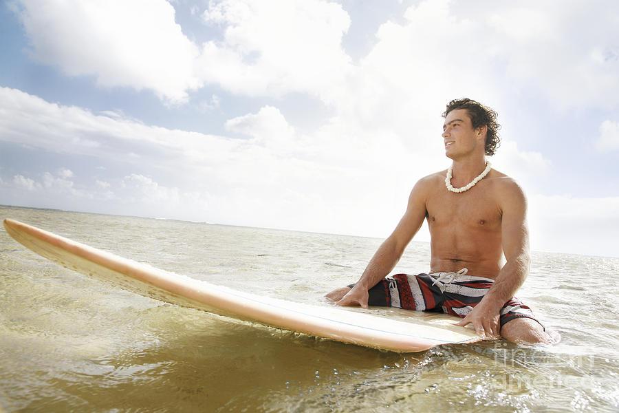 Male Surfer Photograph